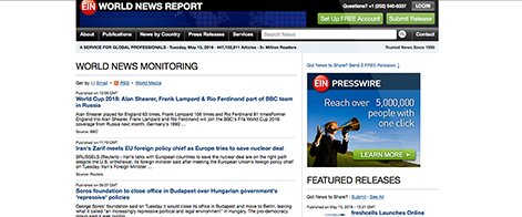 South-East Asia Joe Biden News Monitoring Service & Press
